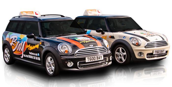 Learn to Drive by calling 08000 30 50 68 now for Driving Lessons in Torquay, Paignton, Brixham